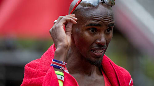 """Mo Farah reveals he has """"suffered"""" from Salazar links"""