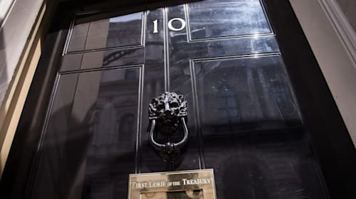 Controversial Downing Street aide 'jumped before he was pushed'