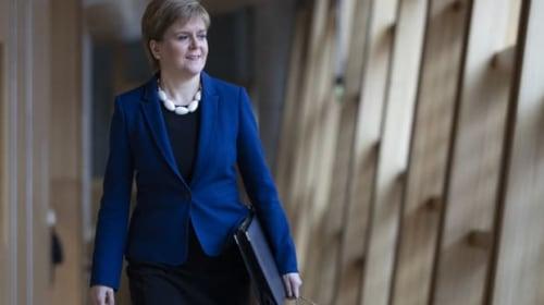 Next six months could be Scotland's toughest, Sturgeon warns