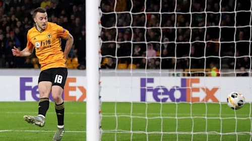 Nuno tells Jota to maintain his high standards after Europa League hat-trick