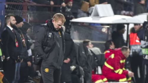 Neil Lennon satisfied despite seeing Celtic lose in Romania