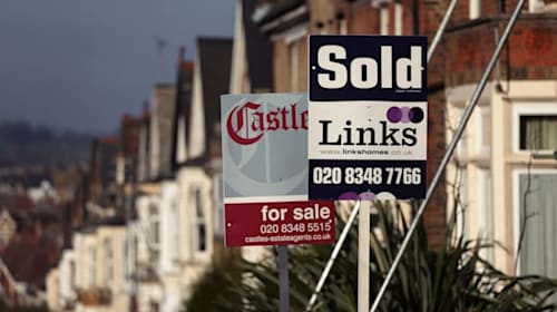 Southern England housing market 'feels ripple effects of London price falls'