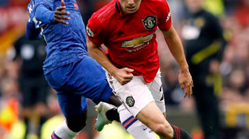 Chelsea motivated by top four aims and not revenge against United – Kante