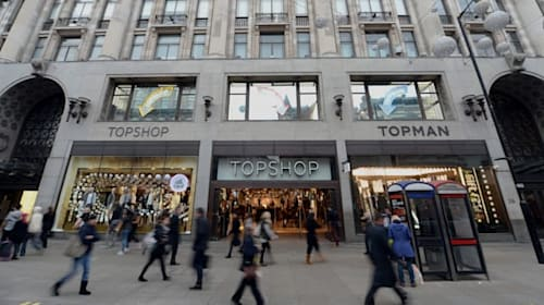 Topshop owner Sir Philip Green pens £310m deal to remortgage flagship store