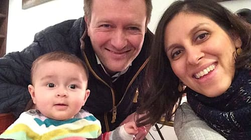 Nazanin Zaghari-Ratcliffe 'shackled like caged animal'