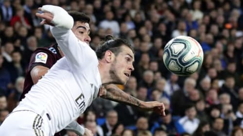 Real Madrid's title push dented by late Celta Vigo equaliser