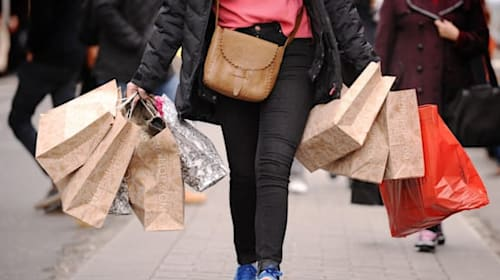 Consumers unexpectedly cautious with spending in October