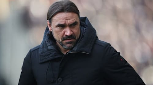 Farke wants 'self-critical' Norwich to step up after poor Wolves display