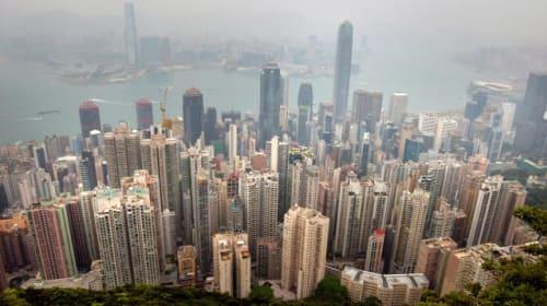 Foreign Office warns travellers' phones could be checked at Hong Kong border