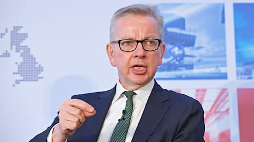 Brexit must not distract from bid to tackle climate change, Michael Gove says