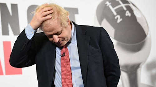 Boris Johnson: Questions about trust make my blood boil