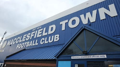 Macclesfield players and staff say Crewe game will not go ahead