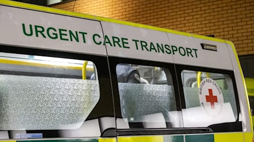NI hospital system under 'huge pressure' ahead of ICU peak