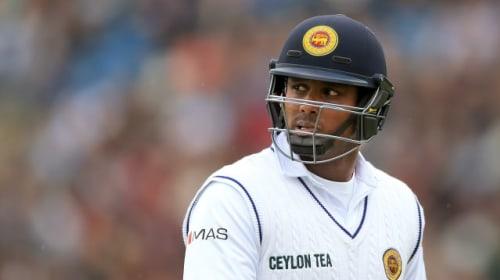 Angelo Mathews: Sri Lanka batsmen 'can learn a lot' from Joe Root