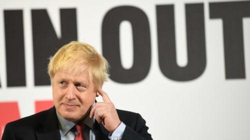 Campaign highlights: Johnson and Corbyn clash again over Irish border