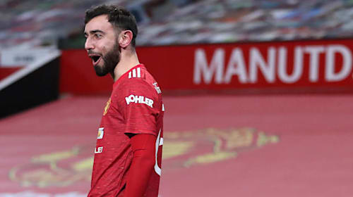 Bruno Fernandes fires Manchester United past Liverpool in thrilling FA Cup clash
