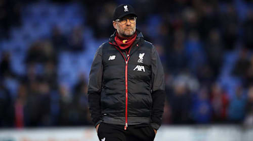 Jurgen Klopp vows to respect winter break and play youth team in replay with Shrewsbury