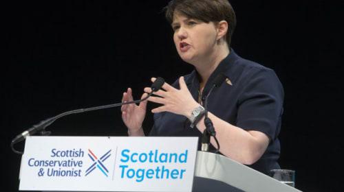 Tory members' poll 'an utter disaster for Ruth Davidson'
