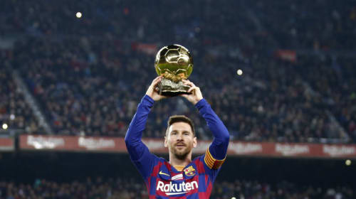 Messi hits 53rd career hat-trick as Barcelona return to LaLiga summit