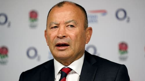 England coach Jones apologises for 'half-Asian' remark in press conference