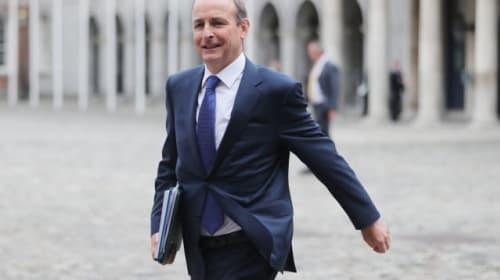 Irish border poll far too divisive at this stage – Taoiseach