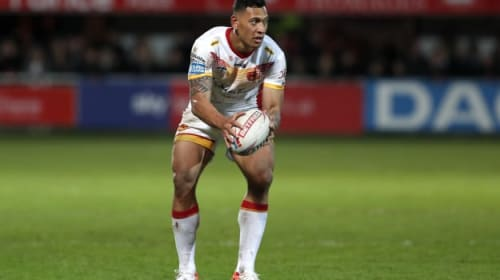 Hull will not object to rainbow flags at Folau's first Catalans match in England