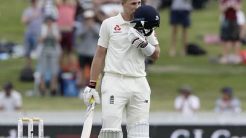 Root and Pope stand firm as England take narrow lead over New Zealand