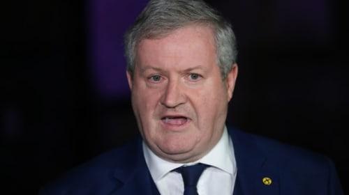 Former Lib Dem candidate backs SNP opponent Ian Blackford