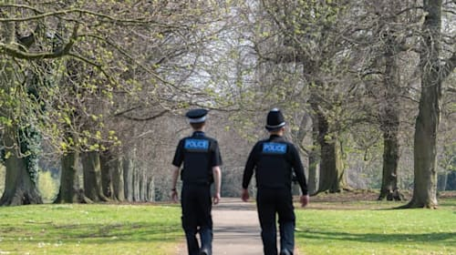 Public urged to stay at home despite warm start to Easter weekend
