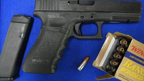 Chilling research found in the bedroom of teenager who ordered gun