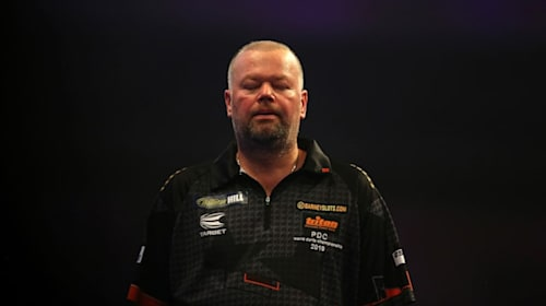 Van Barneveld ready to enjoy life after final Darts World Championship