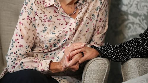 Testing means care home residents will receive visits by Christmas – Government