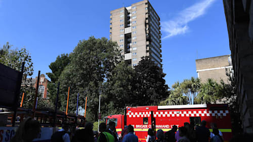 Residents slam 'lack of safety improvements' after flat fire near Grenfell Tower