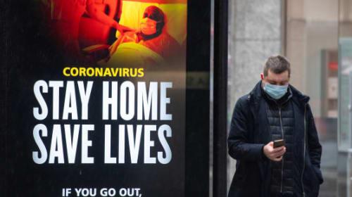 Coronavirus R rate remains steady as Sage urges public to 'remain vigilant'