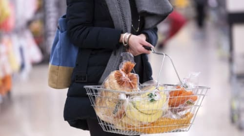 Inflation steady as cheaper fuel offset by dearer food and alcohol