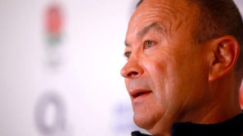 Jones backs England to stand up to Irish aerial assault at Twickenham