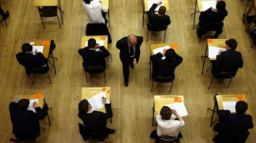 A-level and GCSE students could receive results in July amid cancelled exams