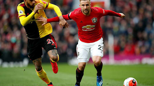 Luke Shaw hopes to cap big season on and off the pitch with Euro 2020 call