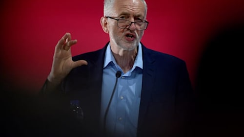 Corbyn sorry for 'hurt' as party publishes toolkit to identify anti-Semitism