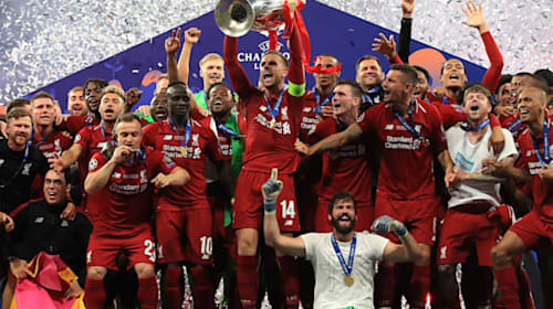 Football in 2019: City win domestic treble and Liverpool claim European glory