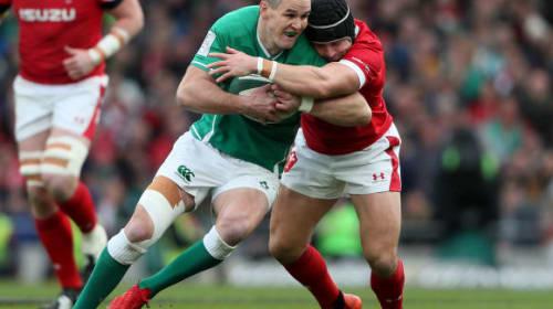 Ireland need to better Twickenham 2018 performance to beat England – Sexton