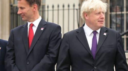 Hunt calls on Johnson to match Scotland pledges in 'union against Sturgeon'