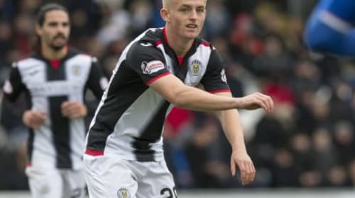 MacPherson winner hauls St Mirren off the bottom of the Premiership