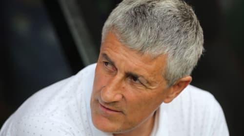 Barcelona coach Setien plays down coronavirus fears ahead of Napoli test