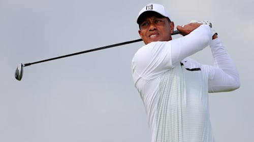 Tiger Woods picks himself for Presidents Cup team