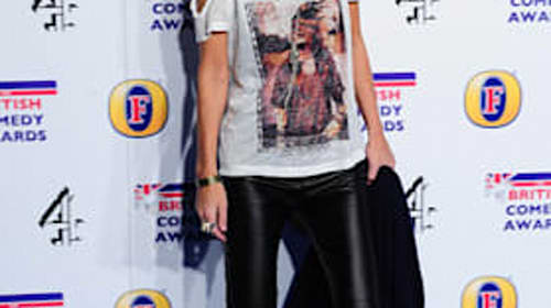 Ulrika Jonsson defends Stacey Solomon from internet troll