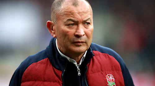 Eddie Jones suggests new faces could dominate England's 2023 World Cup squad