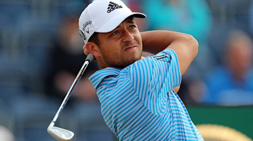Xander Schauffele pledges to 'fake it until I make it' after contracting Covid
