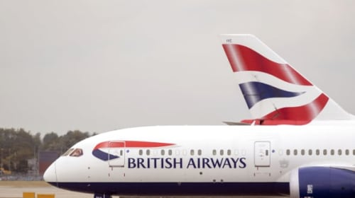 Frustration over British Airways delays caused by 'technical issue'