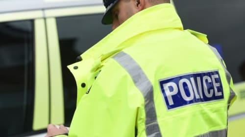 Police officer dies in motorway crash